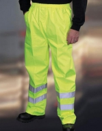 Over Trousers Yellow, Hose